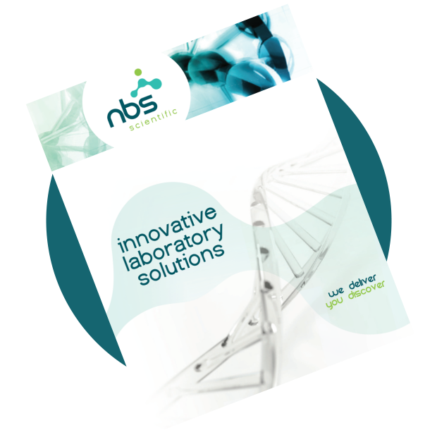 The NBS Scientific catalog cover
