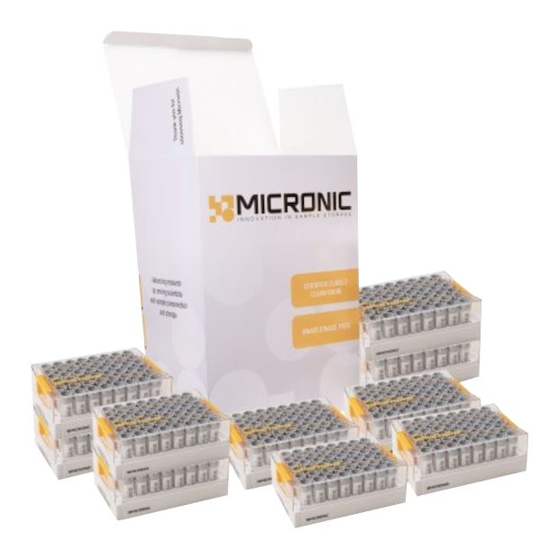 A hybrid tube trial pack by Micronic