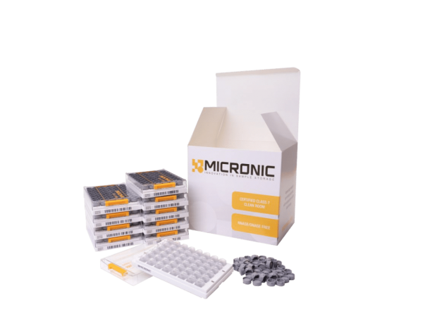 A tube trial pack by Micronic