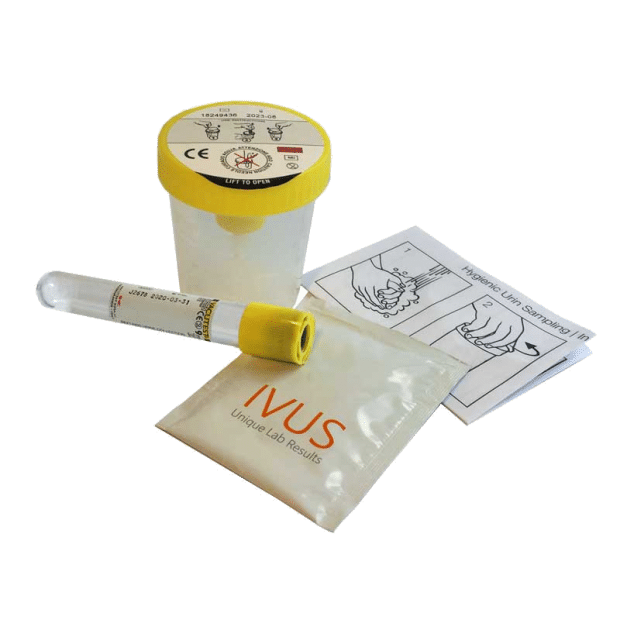 Ivus Hygienic Sterile Urine Collection