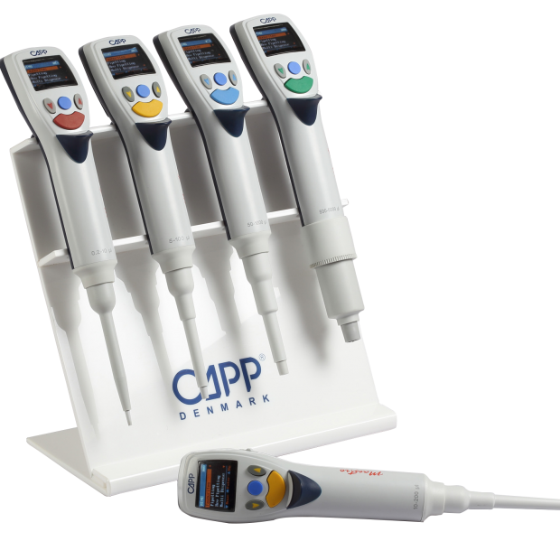 capp-electronic-pipettes